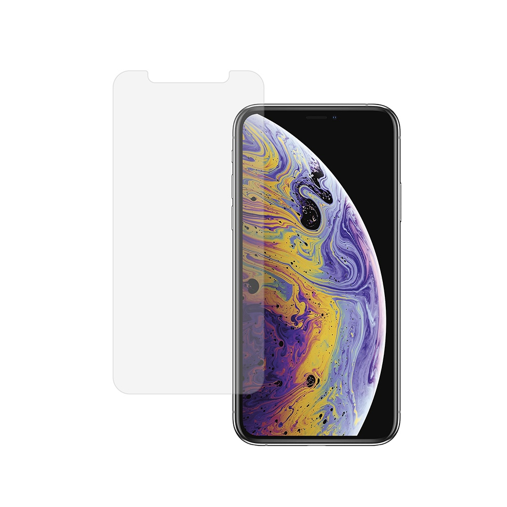 Фото - Защитное стекло 2.5D Clear Cover Premium Tempered Glass for Apple iPhone Xs аксессуар защитное стекло moshi для apple iphone xs max airfoil glass clear 99mo076021