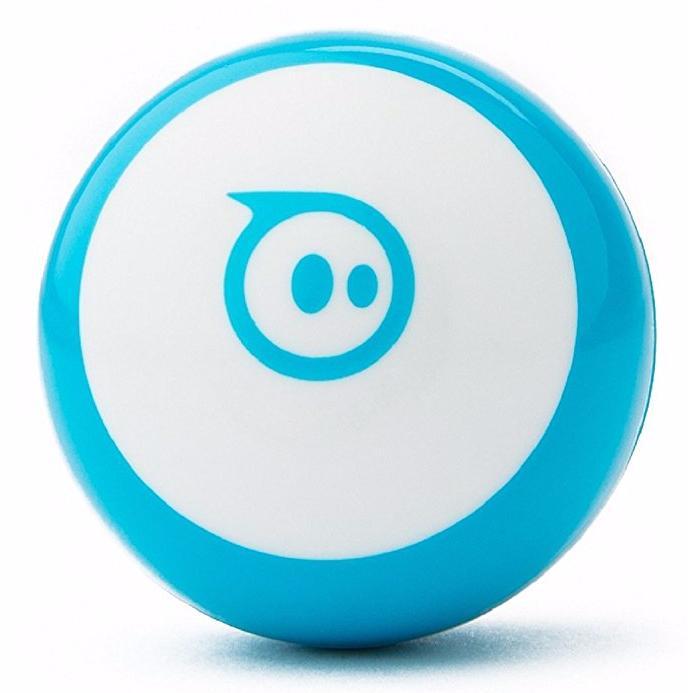 Беспроводной робо-шар Sphero Mini. Цвет синий. цена