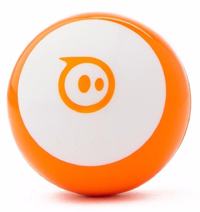 Беспроводной робо-шар Sphero Mini. Цвет оранжевый. цена