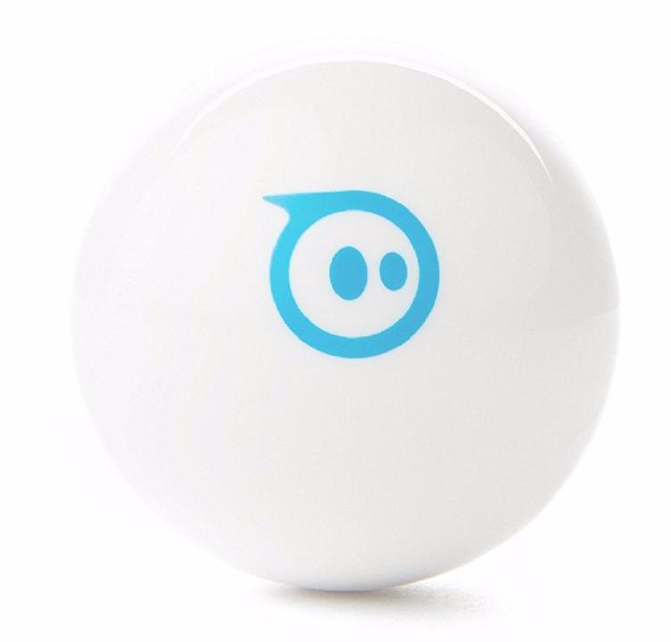 Беспроводной робо-шар Sphero Mini. Цвет белый. цена