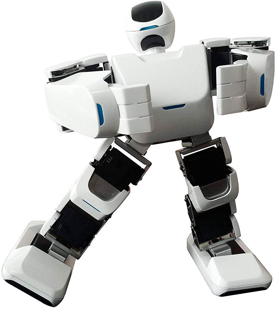 Робот Leju Aelos (AELOS 1:  LEJU ROBOTICS) белый Робот может управляться при помощи голоса и с использованием удобного...