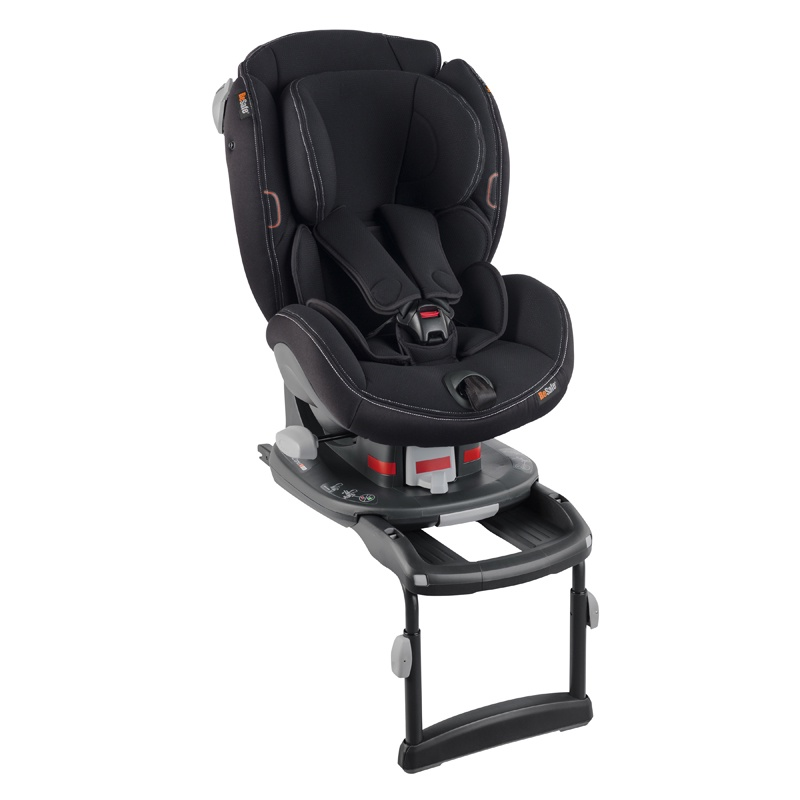 Автокресло 1 BeSafe iZi-Comfort X3 Isofix Black Car Interior 528150 автокресло besafe 1 izi comfort x3 isofix fresh red grey 528137 э0000016521