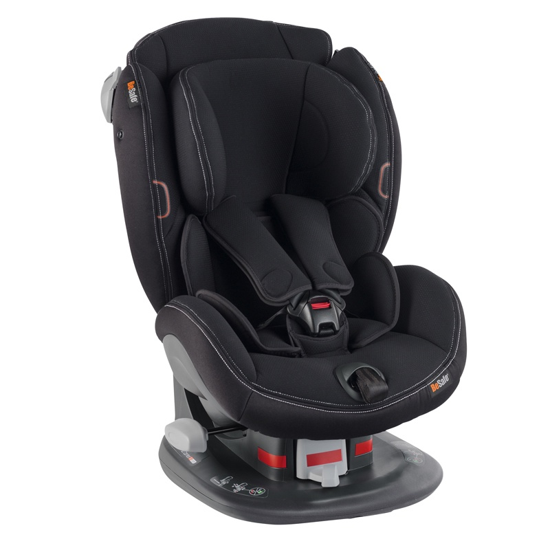Фото - Автокресло 1 BeSafe iZi-Comfort X3 Premium Car Interior Black 525150 автокресло 2 3 besafe izi flex fix i size black car interior premium 518050