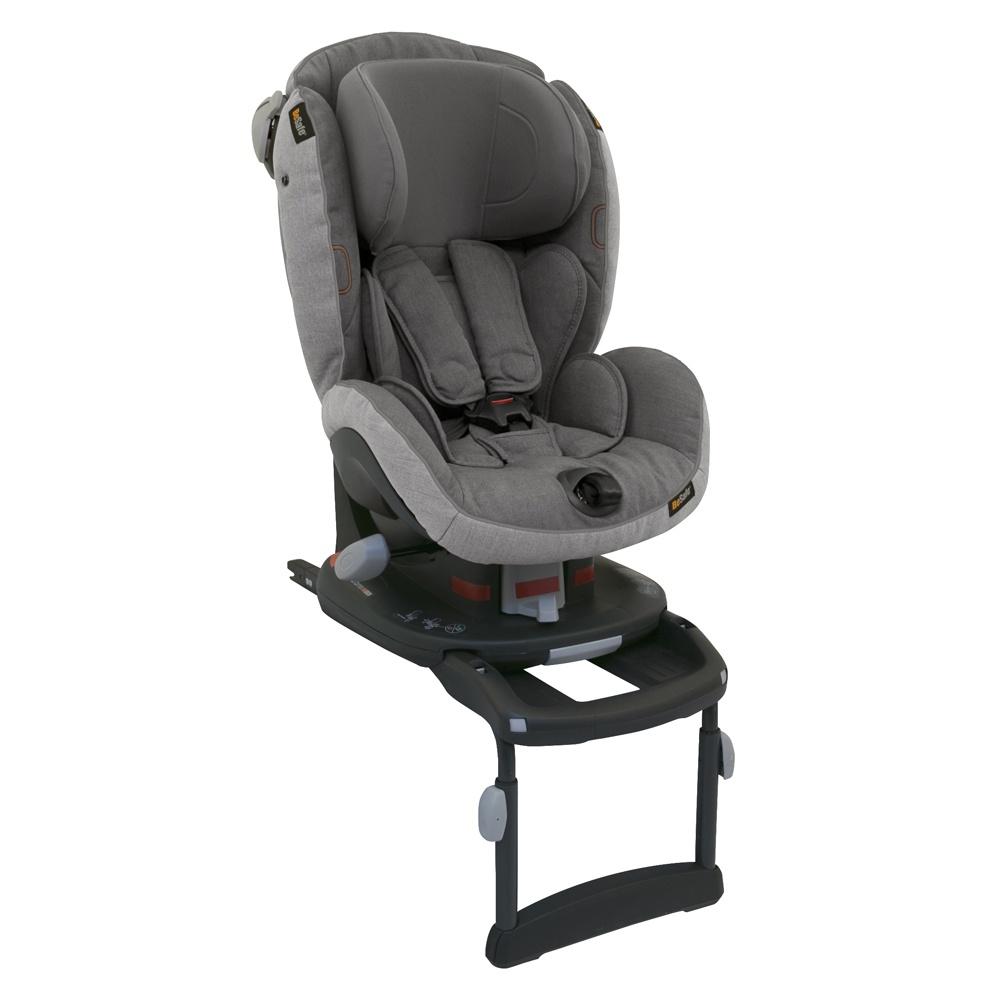 Автокресло 1 BeSafe iZi-Comfort X3 Isofix Metallic Melange 528102 автокресло besafe 1 izi comfort x3 isofix fresh red grey 528137 э0000016521