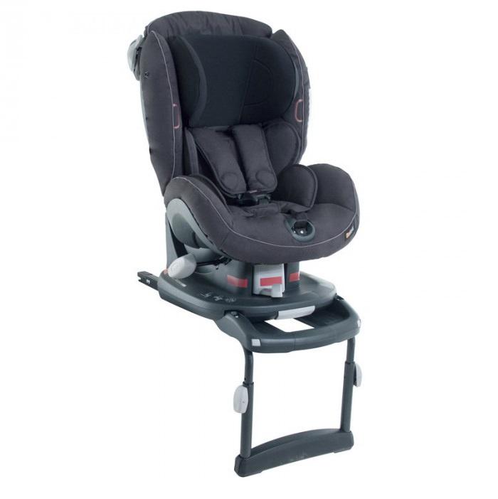 Автокресло 1 BeSafe iZi-Comfort X3 Isofix Fresh Black Cab 528164 автокресло besafe 1 izi comfort x3 isofix fresh red grey 528137 э0000016521