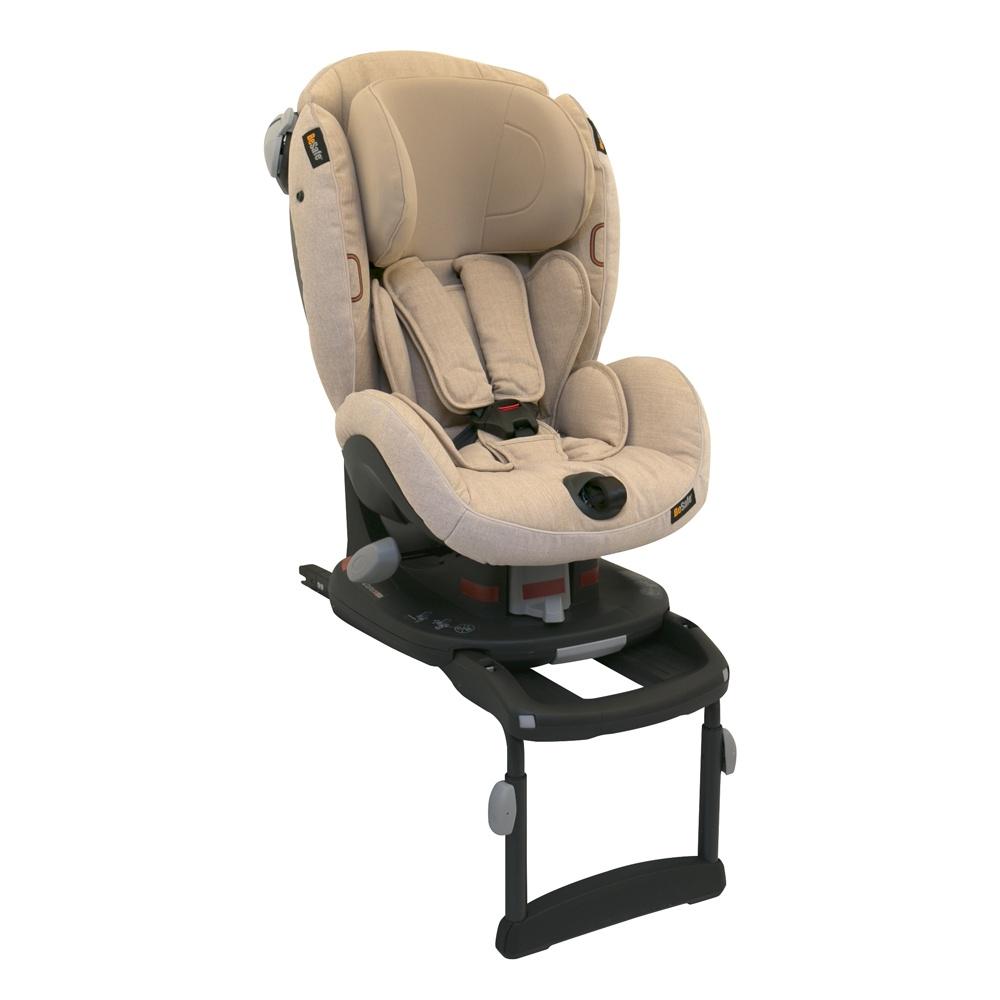 Автокресло 1 BeSafe iZi-Comfort X3 Isofix Ivory Melange 528103 автокресло besafe 1 izi comfort x3 isofix fresh red grey 528137 э0000016521