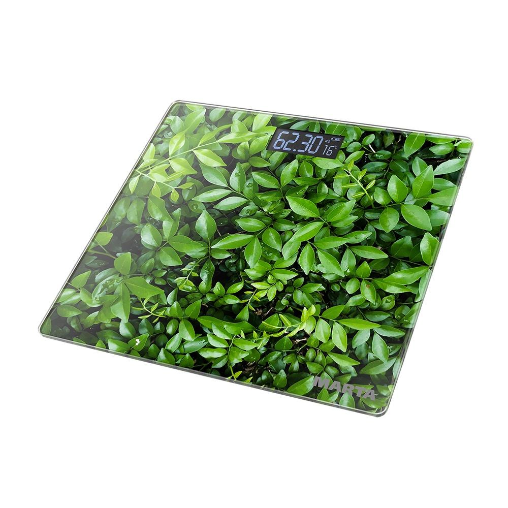 Весы Marta МТ-1676 молодая трава весы напольные home element he sc906 молодая трава зелёный