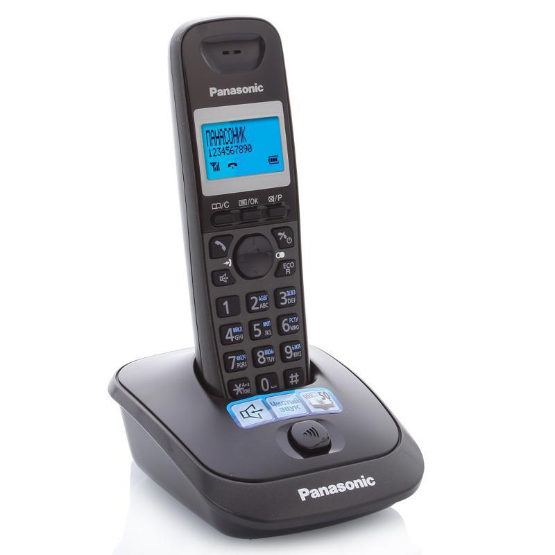 радиотелефон PANASONIC KX-TG2511RUT Нет бренда