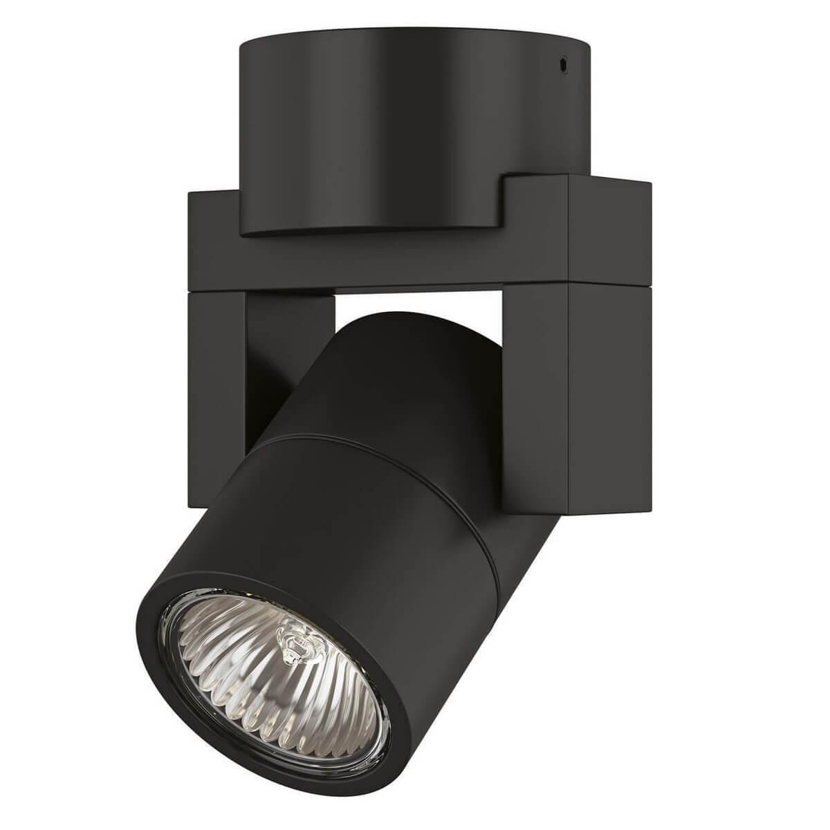 Накладной светильник Lightstar 051047, GU10, 50 Вт светильник donolux sa1541 sa1543 alu