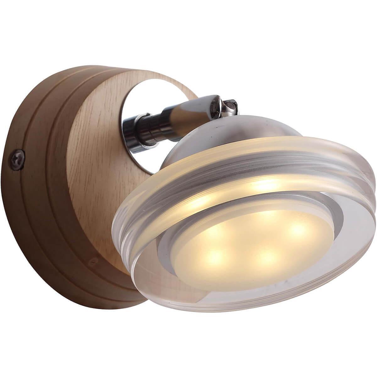Спот Lucia Tucci Natura W075.1 LED, LED, 5 Вт торшер lucia tucci riflettore riflettore 094