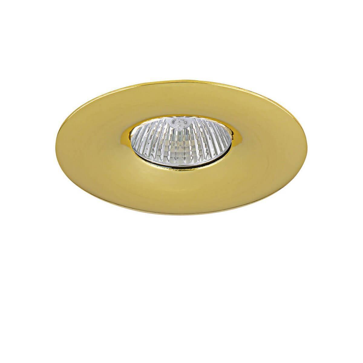 Встраиваемый светильник Lightstar 010012, GU5.3, 50 Вт lightstar встраиваемый светильник lightstar levigo q 010031