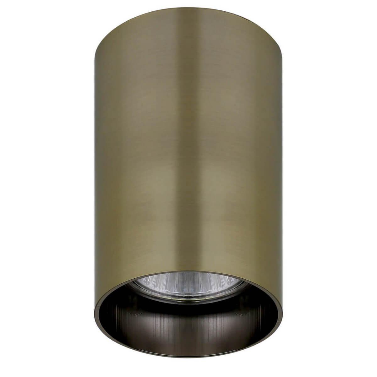 Накладной светильник Lightstar 214431, GU10, 50 Вт цена