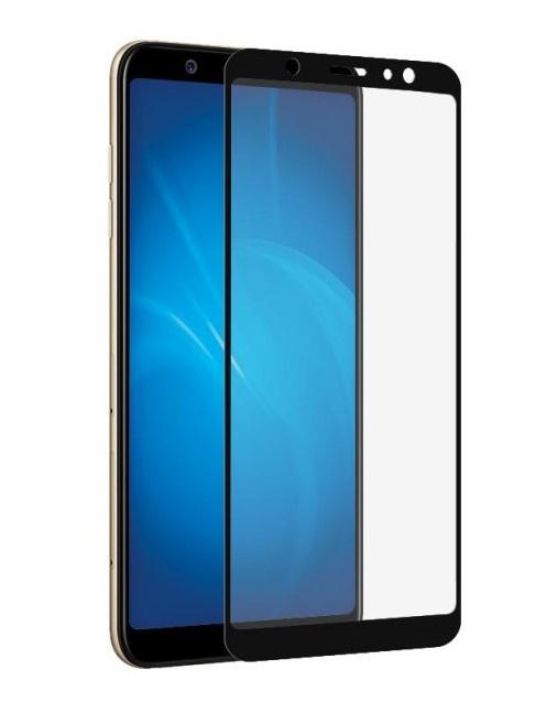Защитное стекло TFN Samsung Galaxy A6 plus 2018 3D Black raeanne thayne wild iris ridge