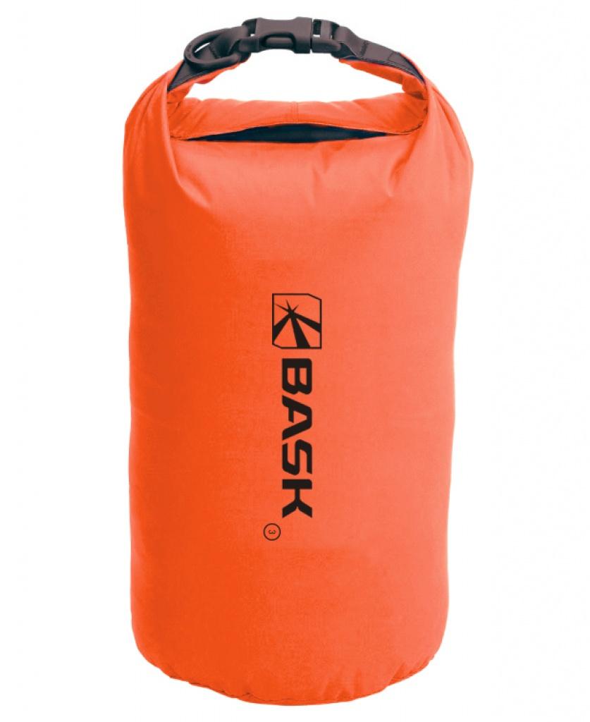 Гермомешок BASK Dry Bag Light 6, оранжевый мешок герметичный acecamp vinyl dry sack
