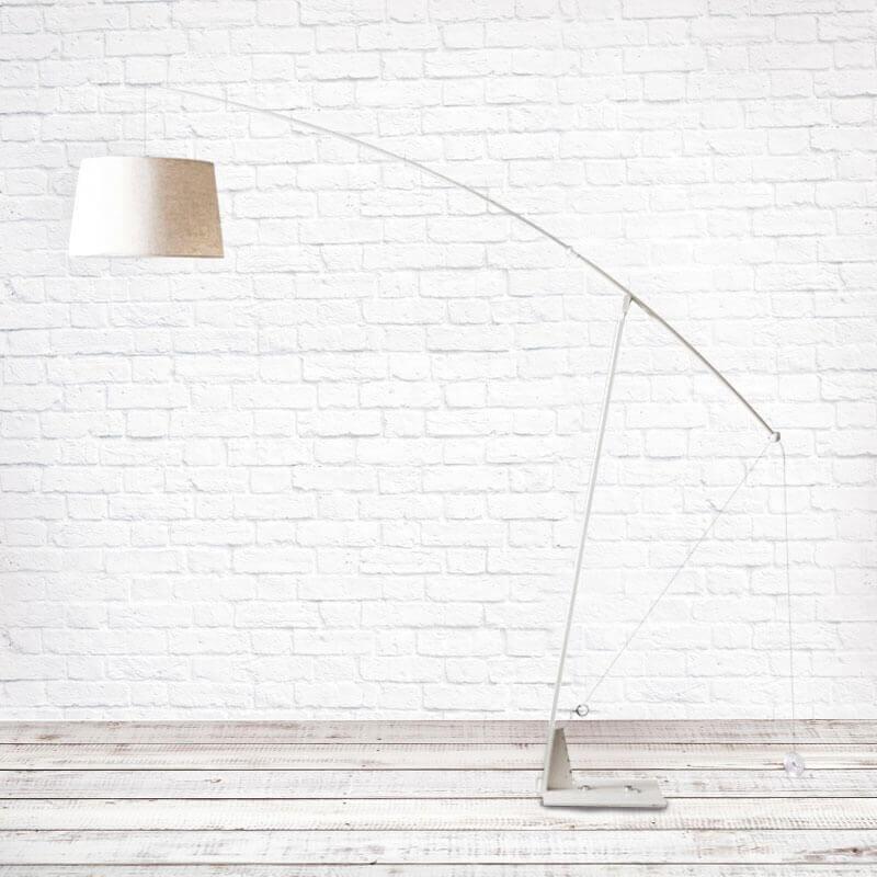 цена на Напольный светильник Loft it Loft5003-WH, E27, 60 Вт