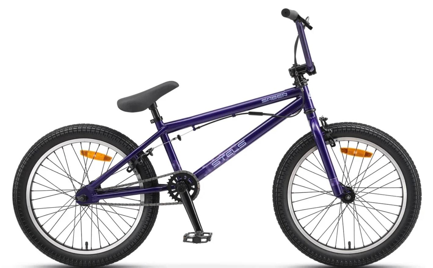 Велосипед Saber 20 V010 (2019) цена