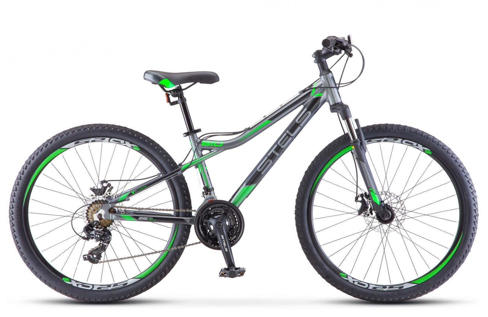 Велосипед Navigator 610 MD 26 V040 (2018), рама 16 дюймов велосипед stels navigator 610 v v030 2018