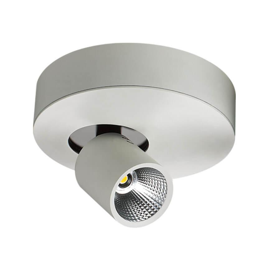 Спот Lucia Tucci Tube 150.1-7W-WT, LED, 7 Вт
