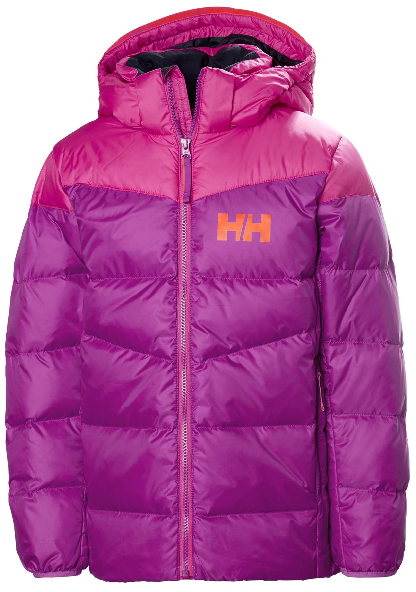 Пуховик Helly Hansen Jr Isfjord Down Mix Jacket