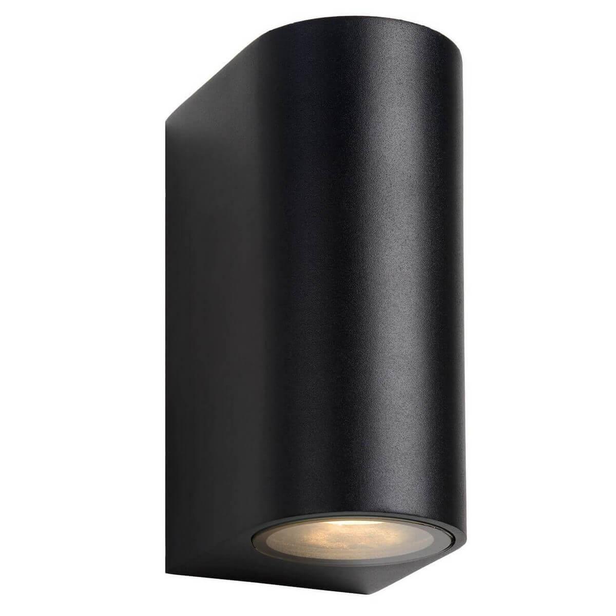 Уличный светильник Lucide 22861/10/30, GU10 lucide уличный настенный светодиодный светильник lucide hyro 27864 10 30