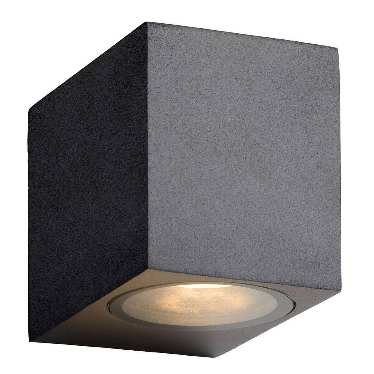 Уличный светильник Lucide 22860/05/30, GU10 lucide уличный настенный светодиодный светильник lucide hyro 27864 10 30