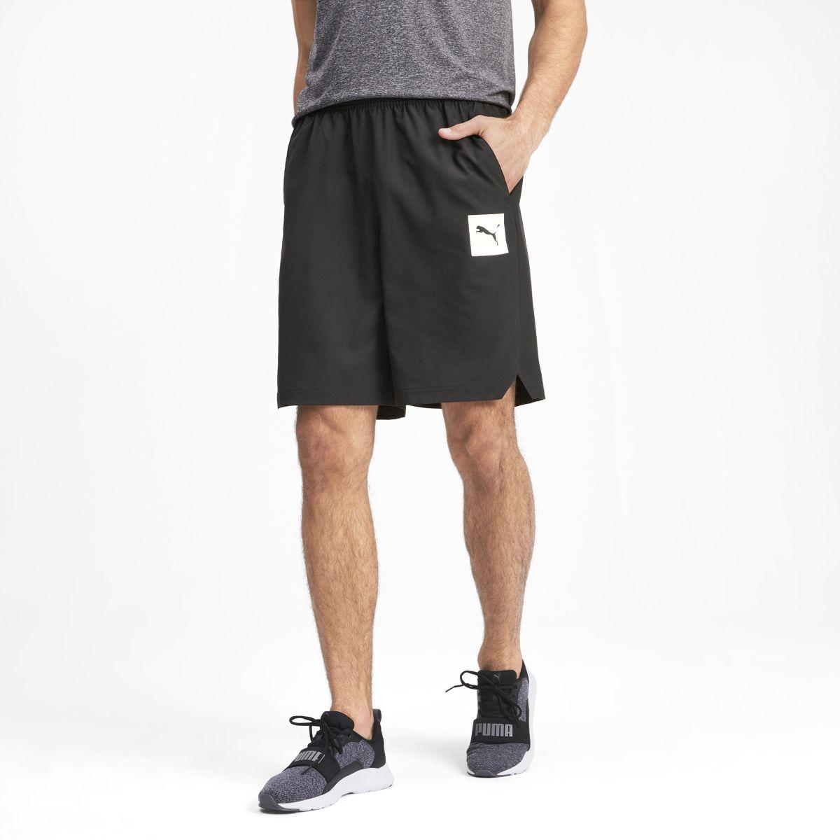 Шорты PUMA Tec Sports Woven Shorts puma шорты style puma shorts