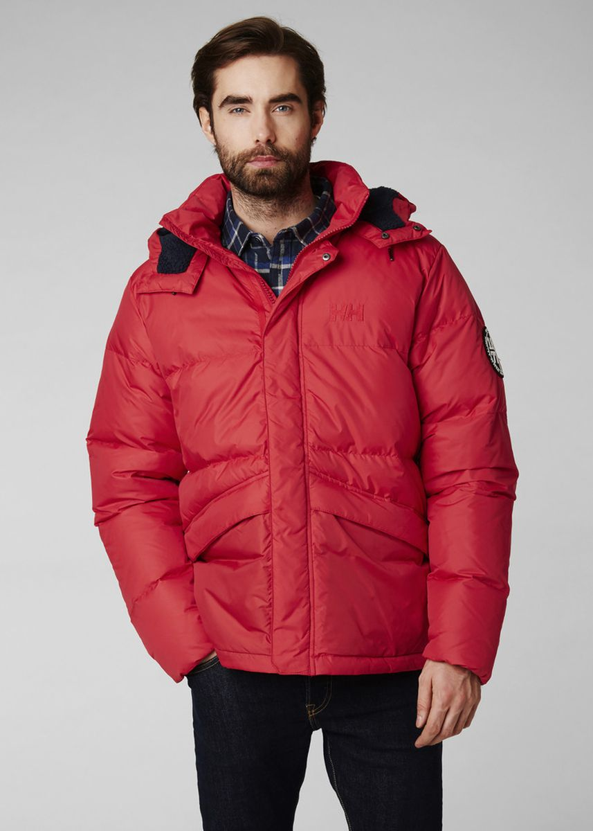 Пуховик Helly Hansen 1877 Down Jacket