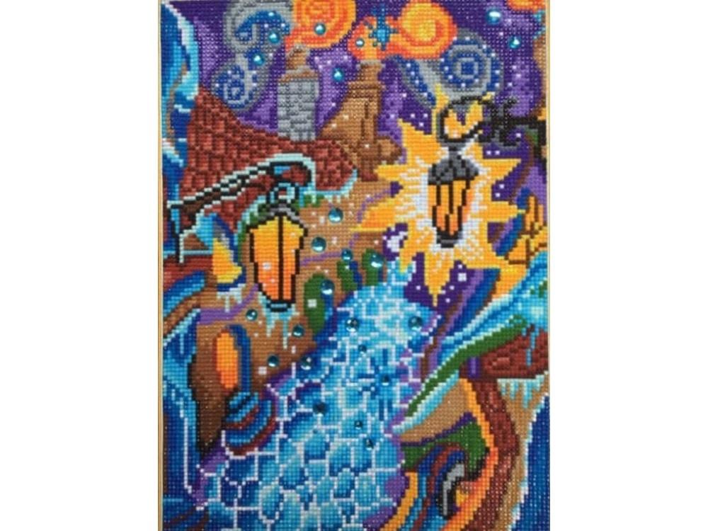 Алмазная мозаика ТМ Цветной