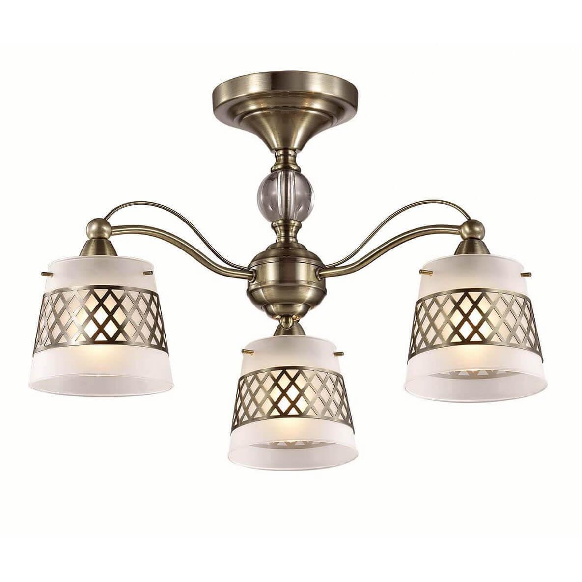 Потолочный светильник Lumion 3050/3C, E14, 40 Вт потолочный светильник lumion 4415 3c