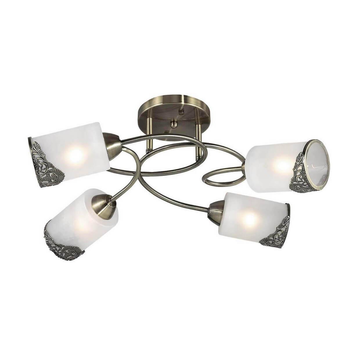Потолочный светильник Lumion 3012/4C, E27, 40 Вт люстра lumion citadella 3012 6c
