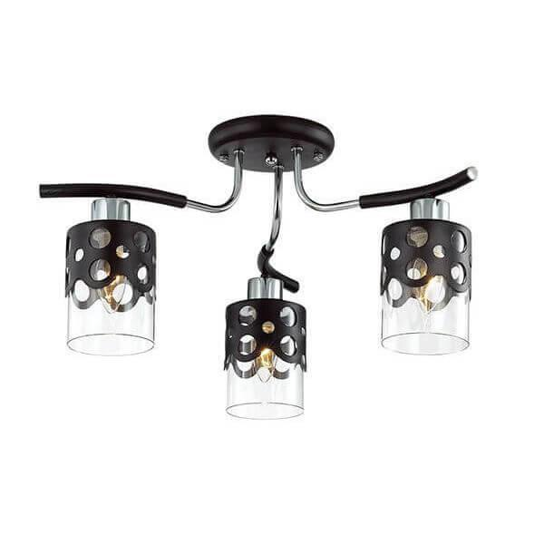Потолочный светильник Lumion 3272/3C, E14, 60 Вт потолочный светильник lumion 4415 3c