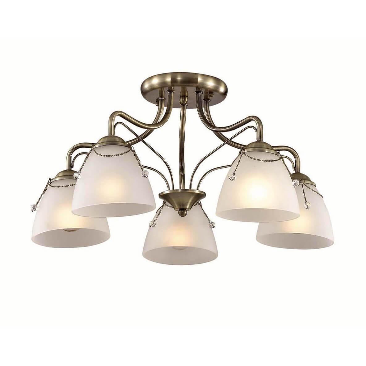 Потолочный светильник Lumion 3146/5C, E14, 40 Вт бра lumion debora 3146 1w