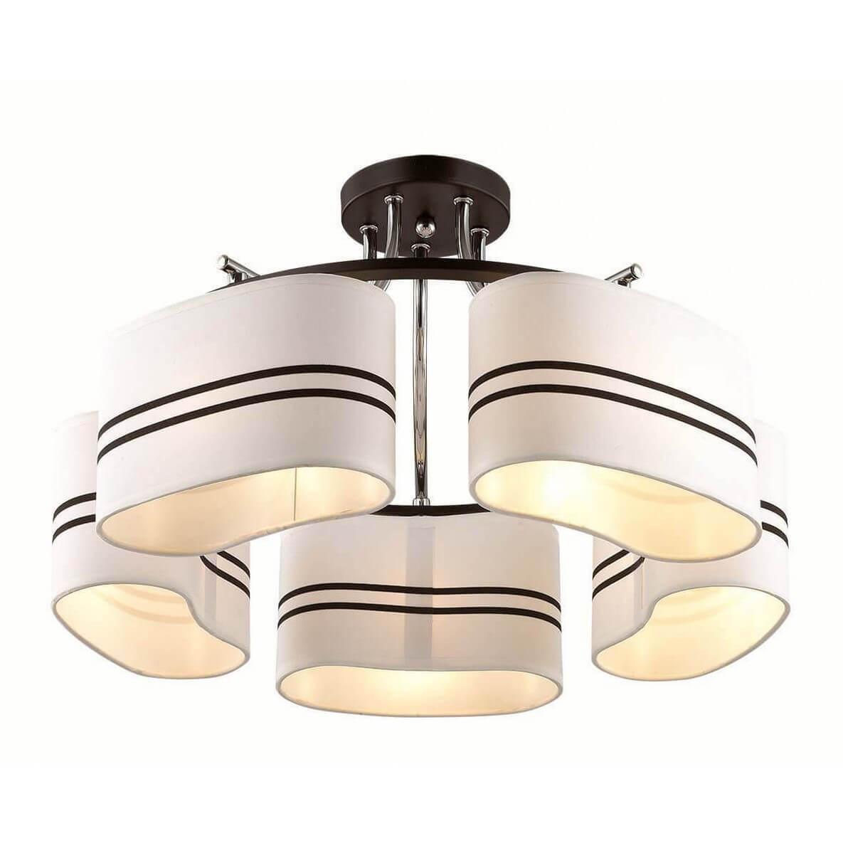 Потолочный светильник Lumion 3056/5C, E27, 40 Вт люстра lumion ivara 3056 3c
