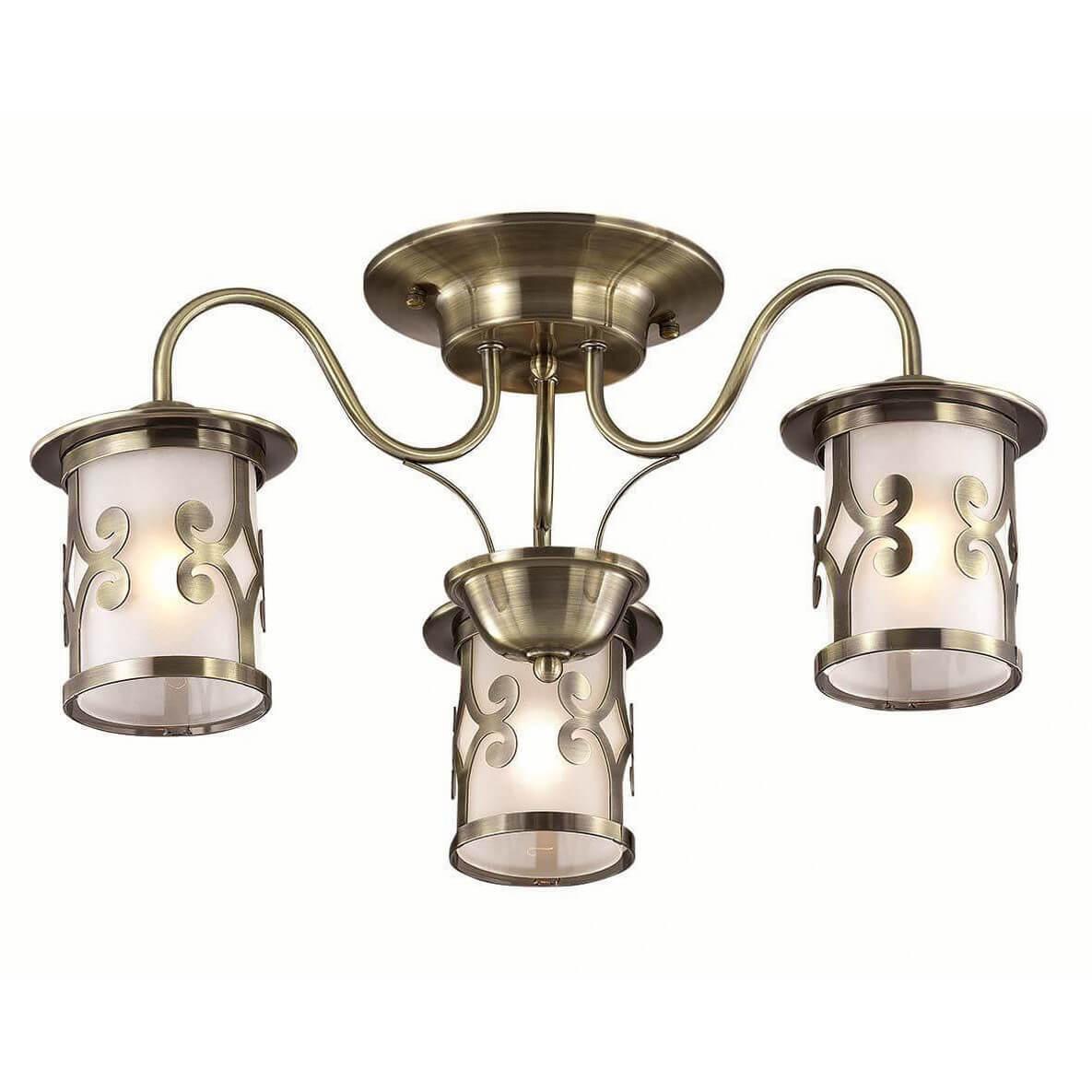 Потолочный светильник Lumion 3118/3C, E27, 40 Вт потолочный светильник lumion 4415 3c