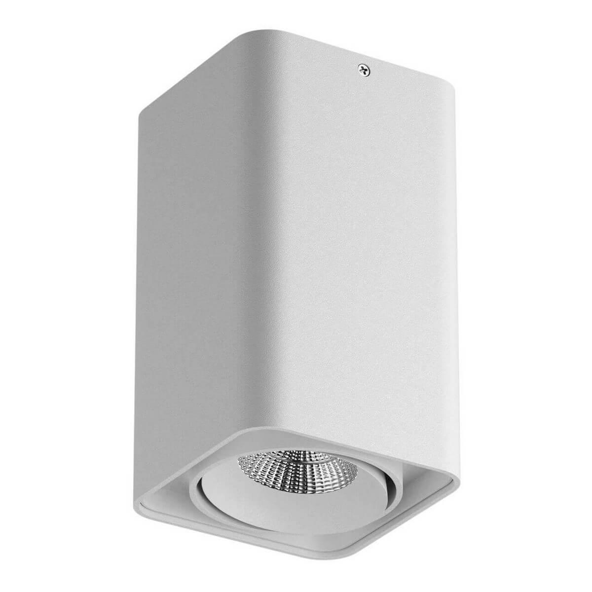 Фото - Потолочный светильник Lightstar 052136R, LED, 10 Вт lightstar 052136r светильник monocco led10w 860lm 30g белый 4000k в комплекте