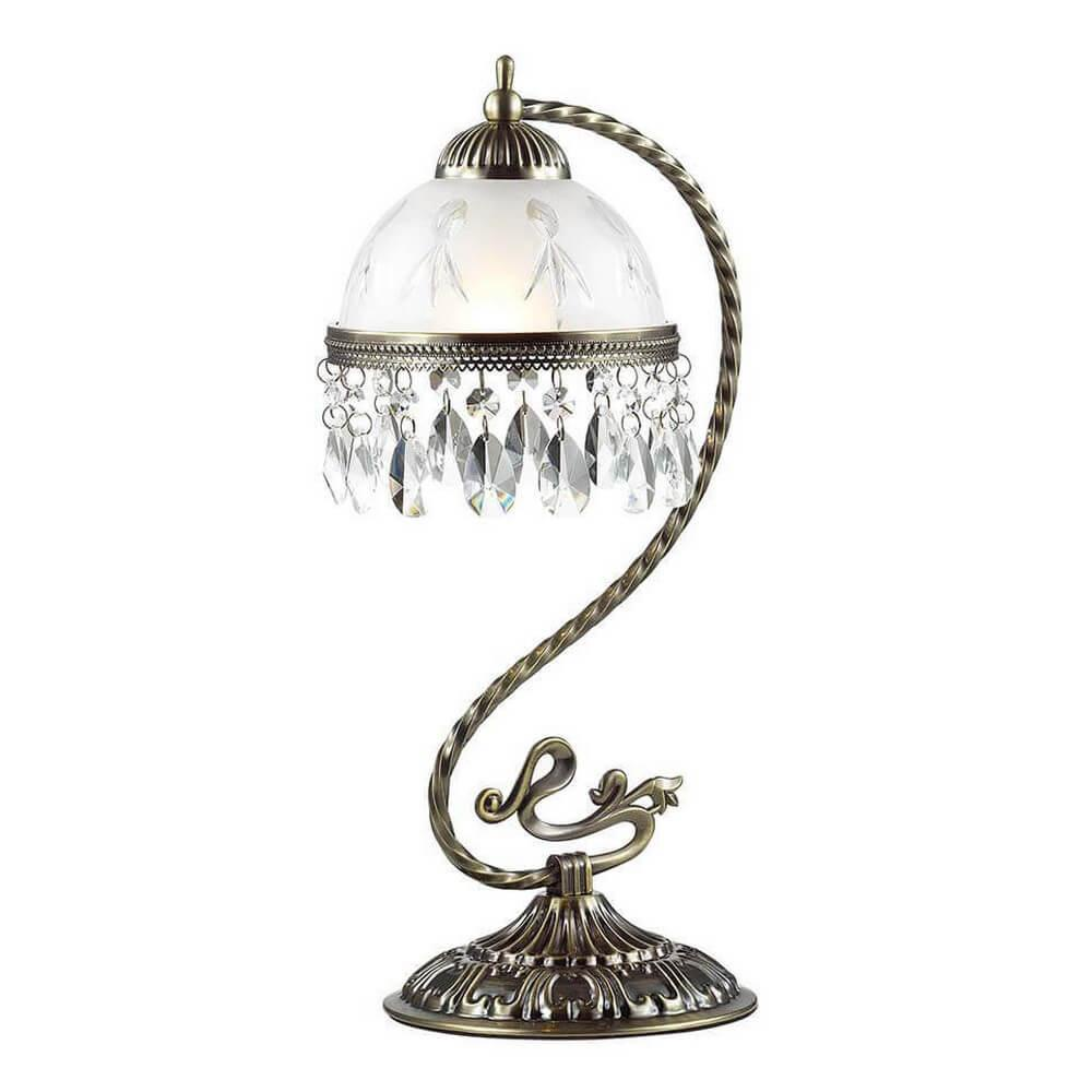 Настольный светильник Lumion 2989/1T, E27, 60 Вт настольная лампа lumion avifa 2989 1t