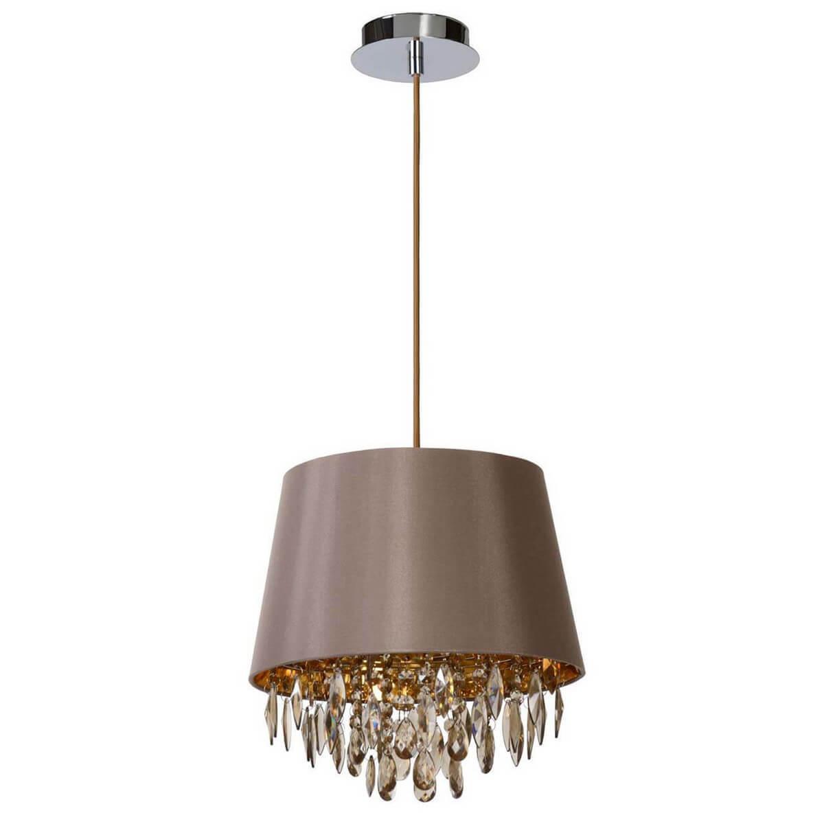Подвесной светильник Lucide 78368/30/41, E27, 24 Вт подвесной светильник lucide dolti 78368 45 31