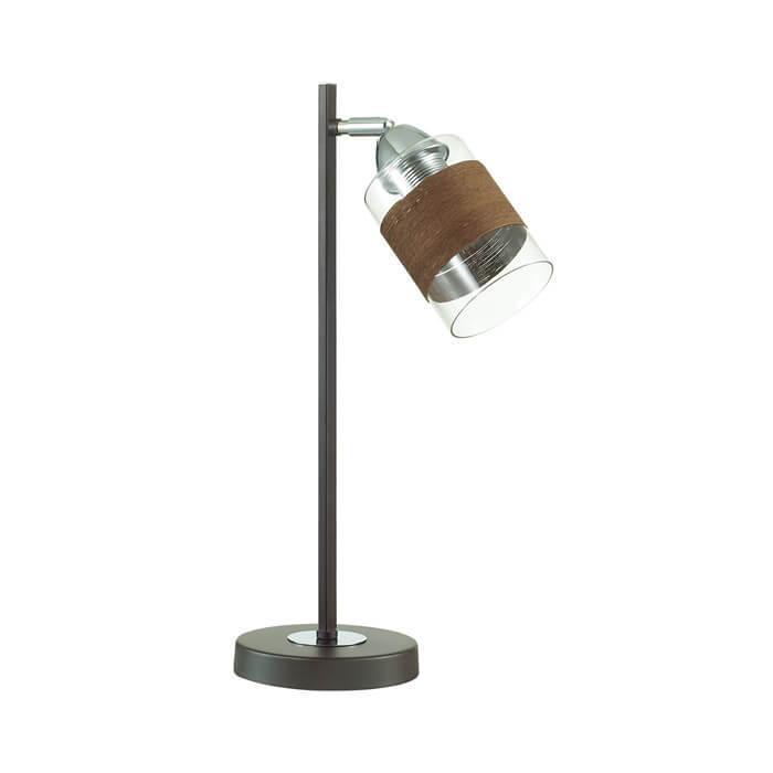 Настольный светильник Lumion 3030/1T, E27, 60 Вт настольная лампа lumion filla 3029 1t