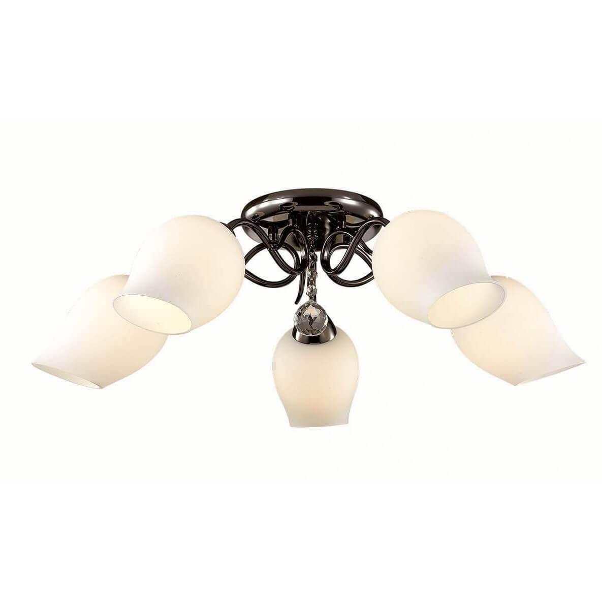 все цены на Потолочный светильник Lumion 3076/5C, E27, 60 Вт онлайн