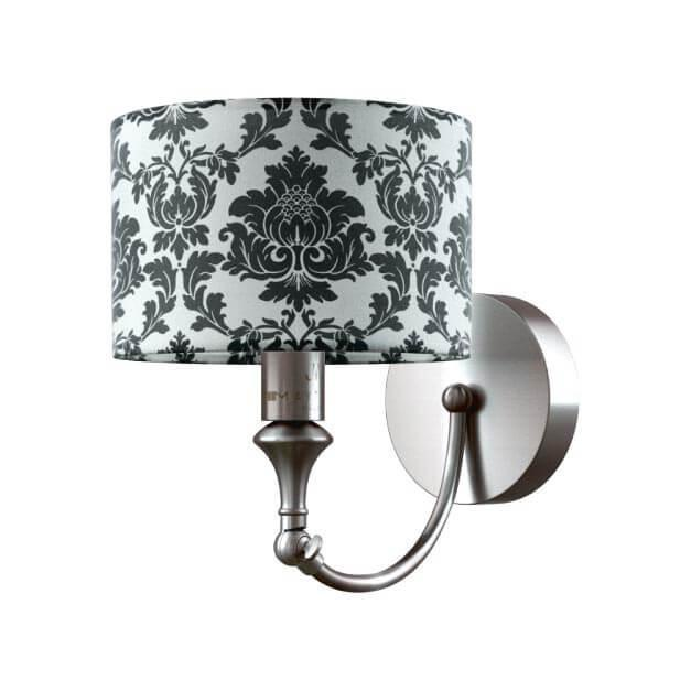 Бра Lamp4You M-01-DN-LMP-Y-2, E14, 40 Вт