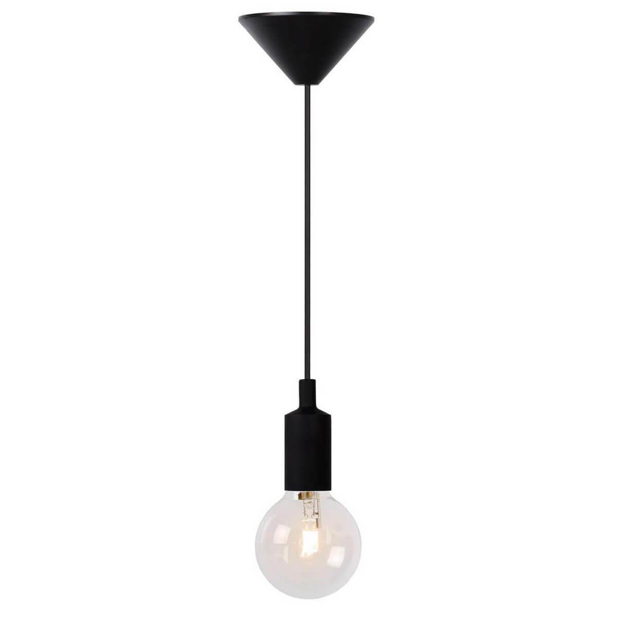 Подвесной светильник Lucide 08408/01/30, E27, 42 Вт lucide подвесной светильник lucide tonga 79459 25 30