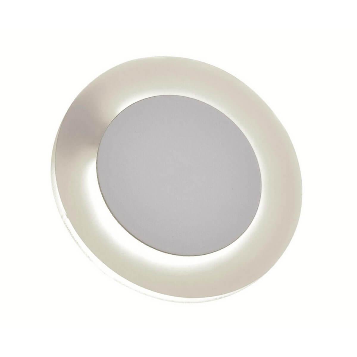 Настенный светильник Kink Light 08137, LED, 8 Вт kink light настенный светильник italline ufo black gold
