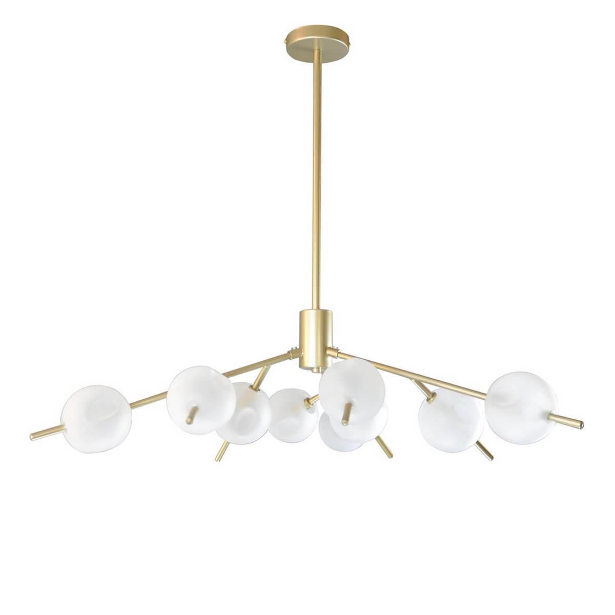 цена на Потолочный светильник Kink Light 07544-9,33, G9, 5 Вт
