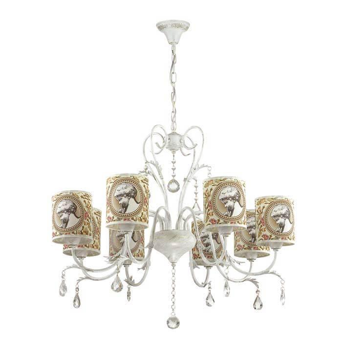 Подвесной светильник Lumion 3533/8, E14, 60 Вт lumion подвесная люстра lumion felikina 3307 8