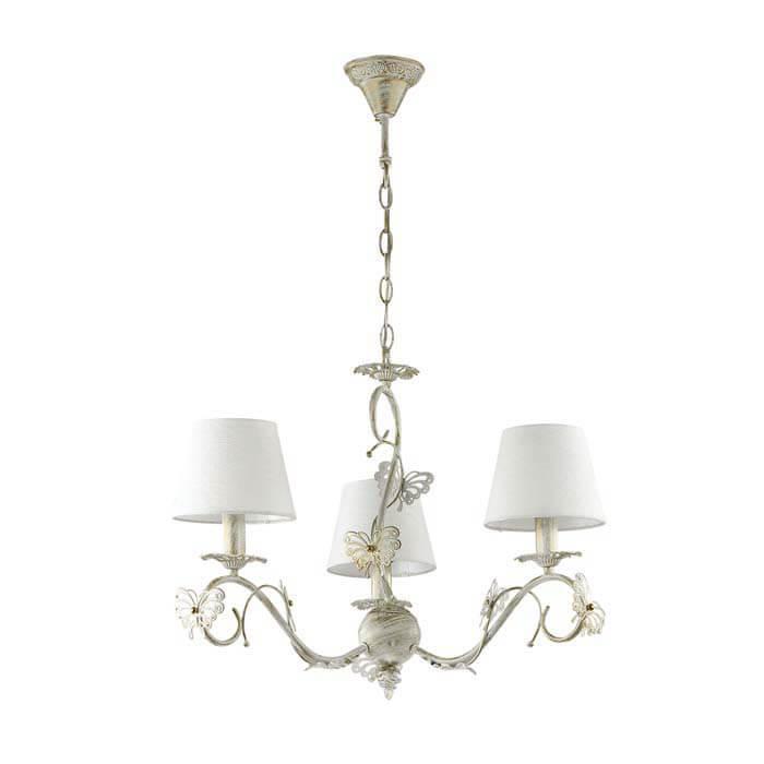 Подвесной светильник Lumion 3497/3, E14, 40 Вт подвесная люстра lumion wispa 3497 3