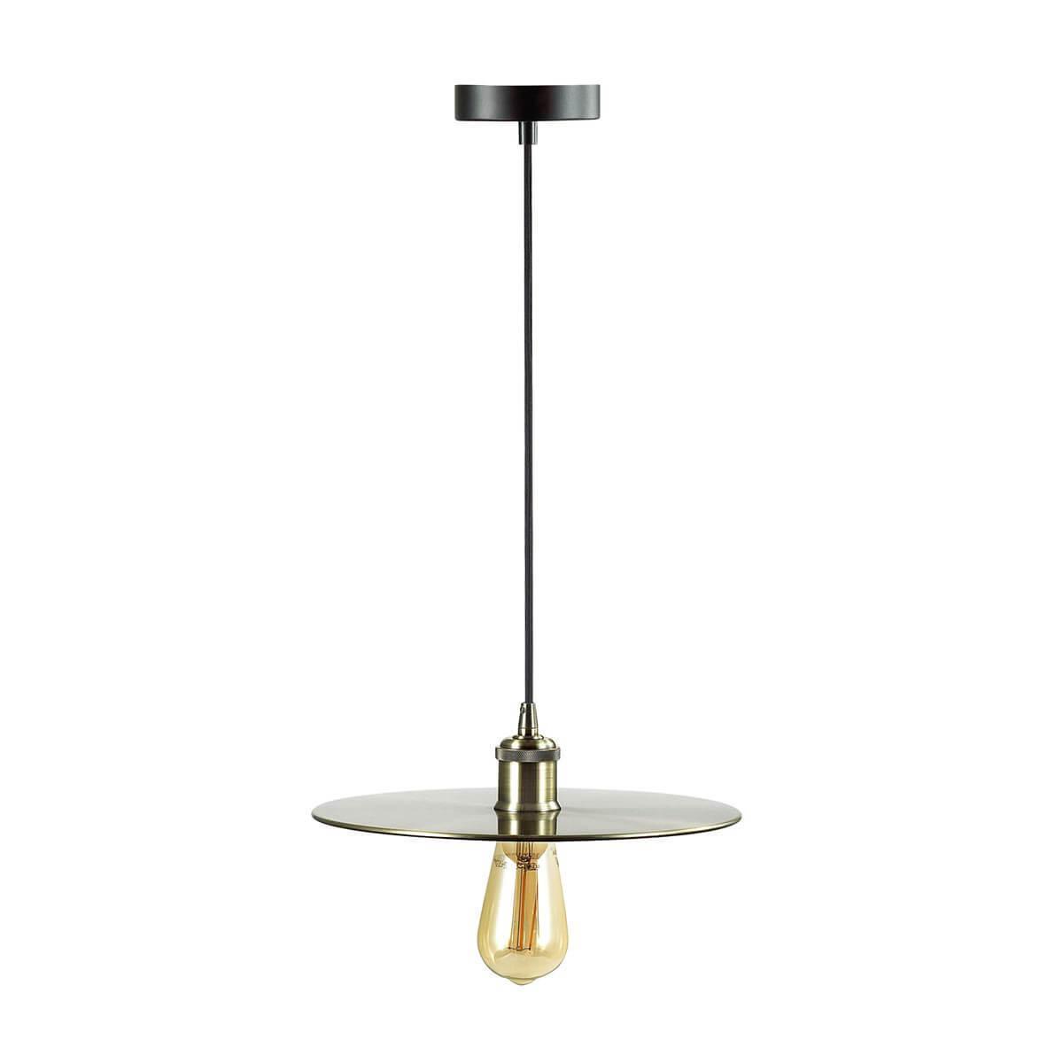 Подвесной светильник Lumion 3725/1, E27, 60 Вт