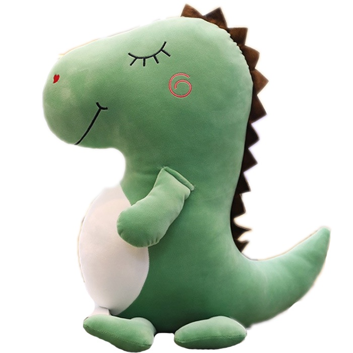 Плюшевая игрушка Зелёный динозавр (80 см)