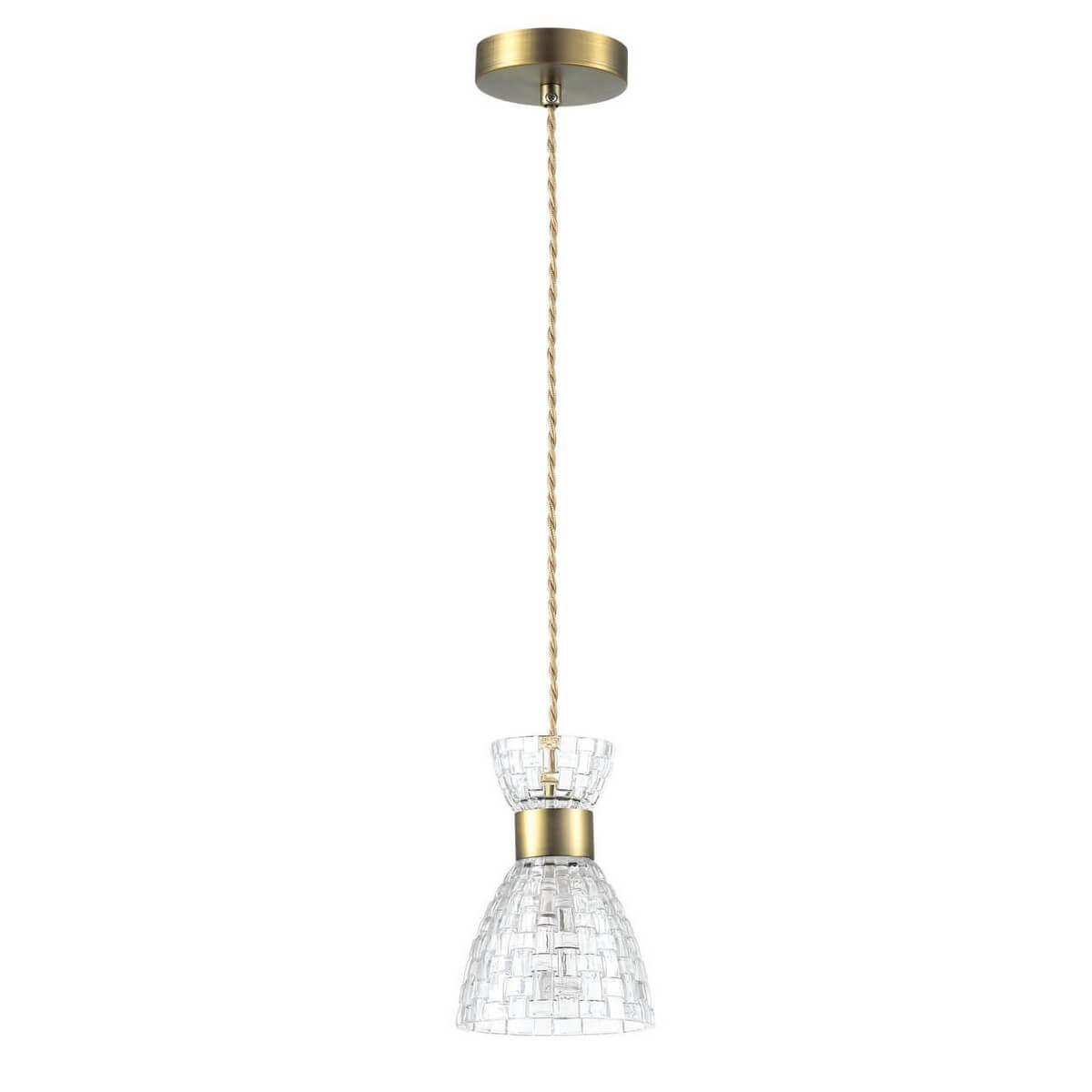 лучшая цена Подвесной светильник Lumion 3704/1, E14, 40 Вт
