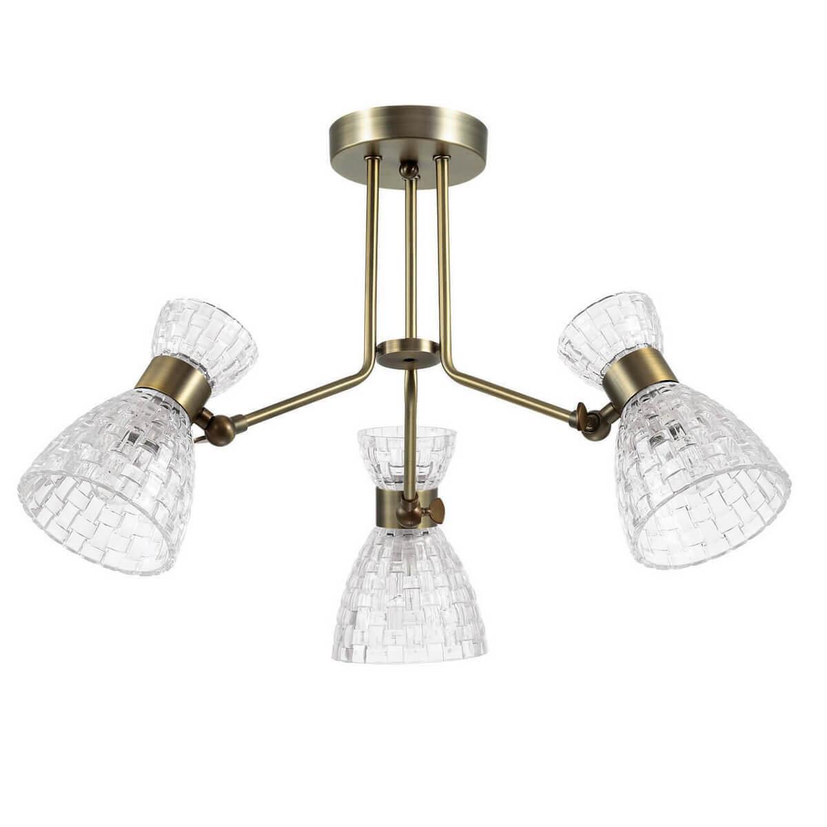 лучшая цена Потолочный светильник Lumion 3704/3C, E14, 40 Вт