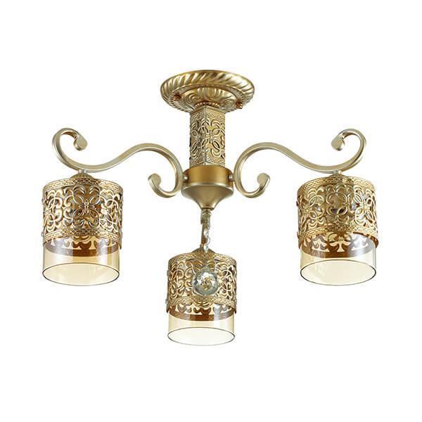 Потолочный светильник Lumion 3286/3C, E27, 40 Вт потолочная люстра lumion zarlina 3286 3c